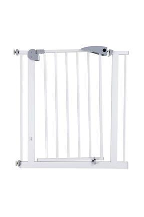 Baby&Plus Beyaz Bebek Güvenlik Kapısı