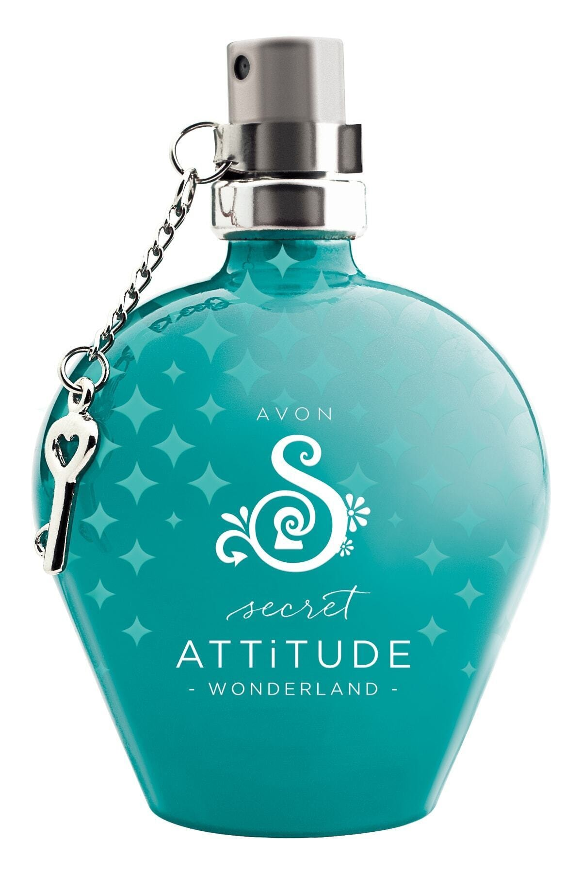 AVON Secret Attitude Wonderland Edt 50 ml Kadın Parfümü 5050136409784 1
