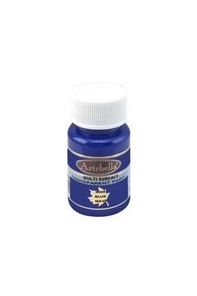 Artebella Mavi Transparan Boya 50 cc