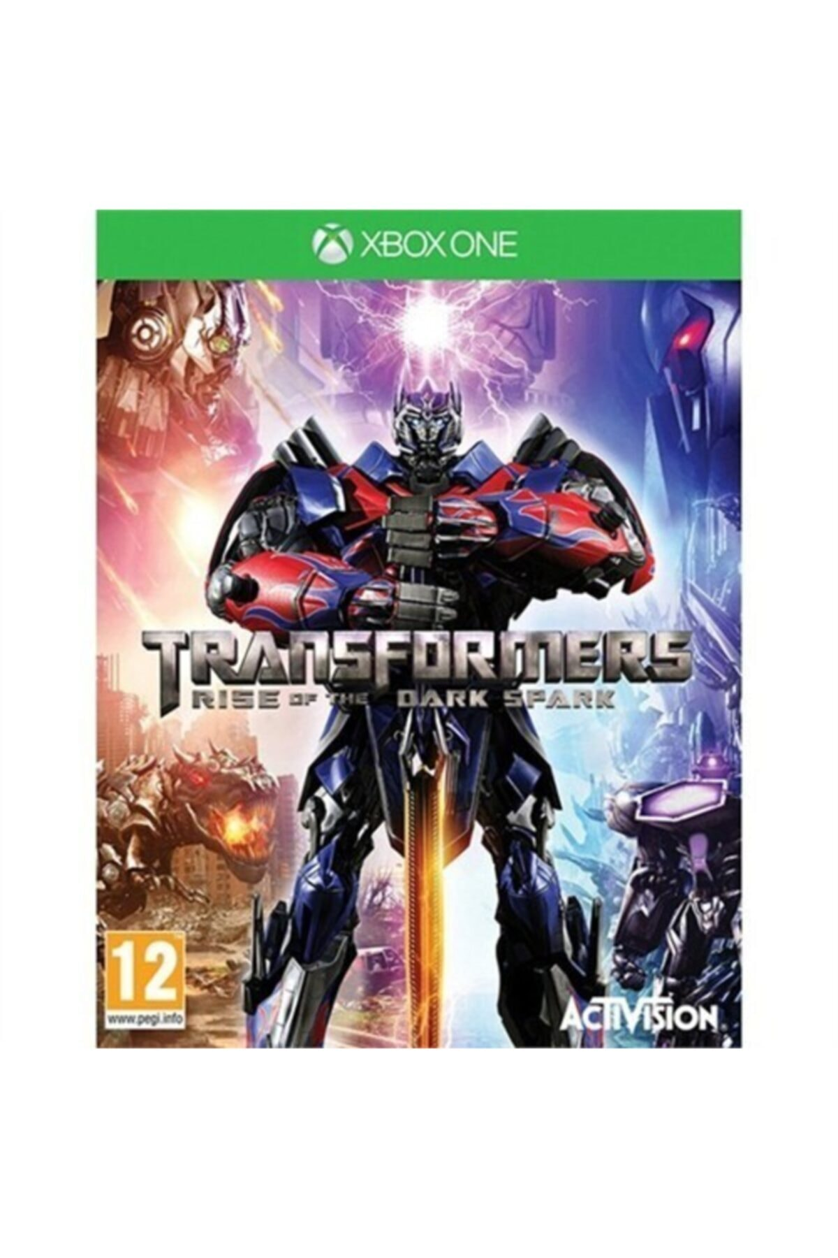 ACTIVISION Xbox One Transformers Rise Of The Dark Spark 1