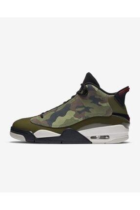 Nike Erkek Yeşil Aır Jordan Dub Zero Spor Ayakkabı