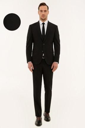 Pierre Cardin Erkek Siyah Slim Fit Takım Elbise G021GL001.000.1068947