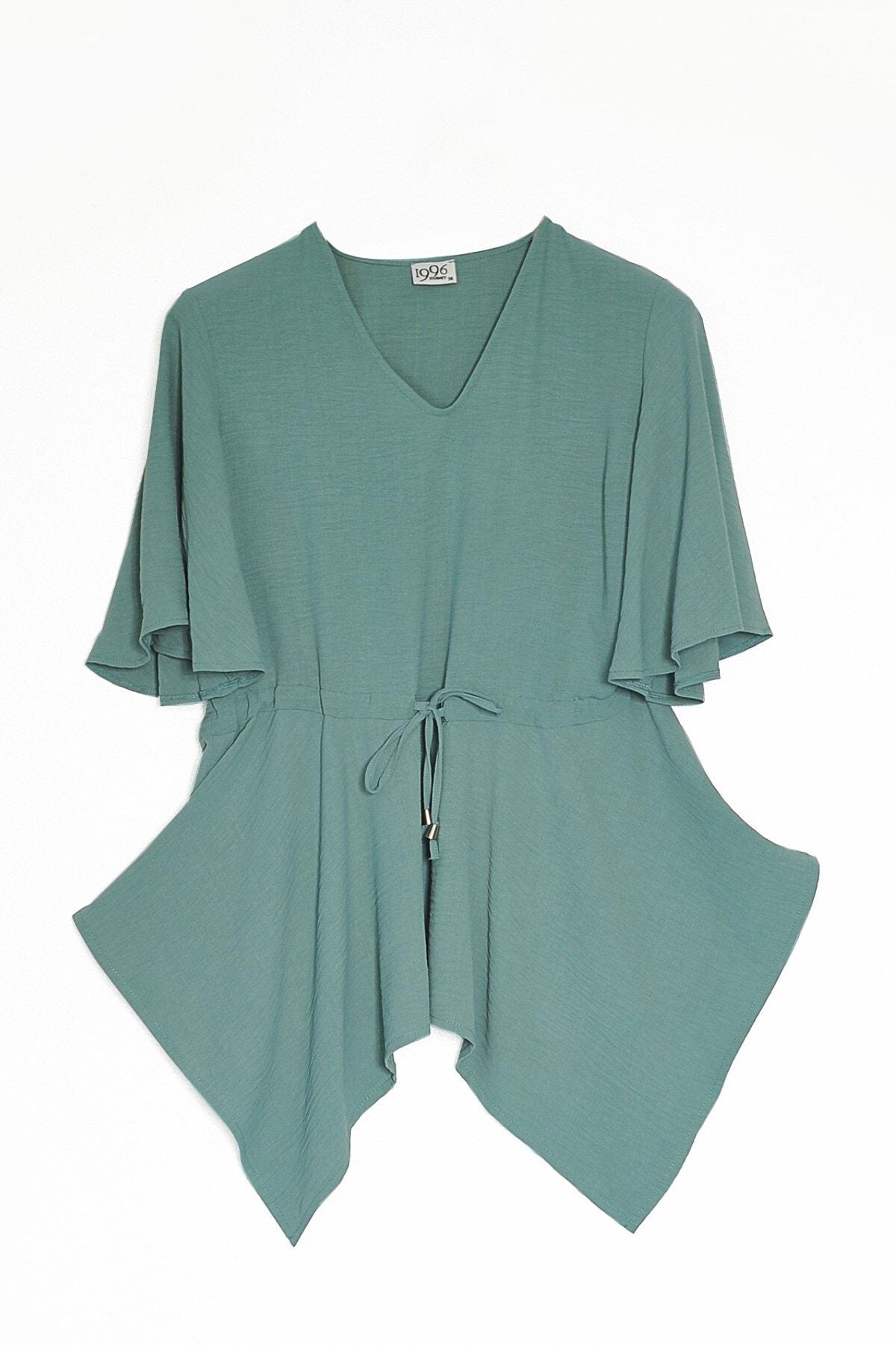 Journey Kadın Mint Yeşil Bluz 1
