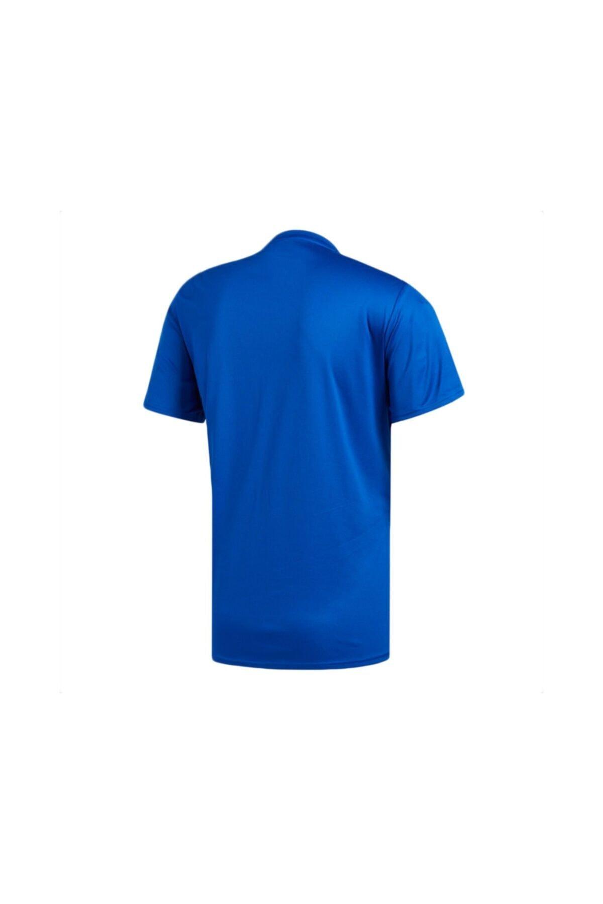 adidas Erkek Mavi Response Tee M T-shirt Ce7262 2