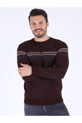 Twister Jeans Erkek Slım Fıt Murdum Kazak Et 3426 (t)