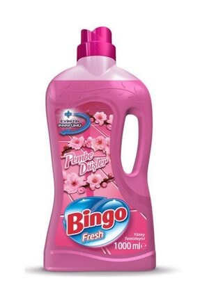 Bingo Fresh Yüzey Temizleyici Pembe Düşler 1 lt