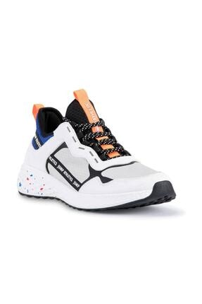 Jump Erkek Beyaz Spor Ayakkabı 24699