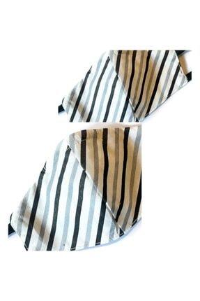Aisha & Joe Yetıskın Cocuk Sıyah Beyaz Cızgılı 2 li Set