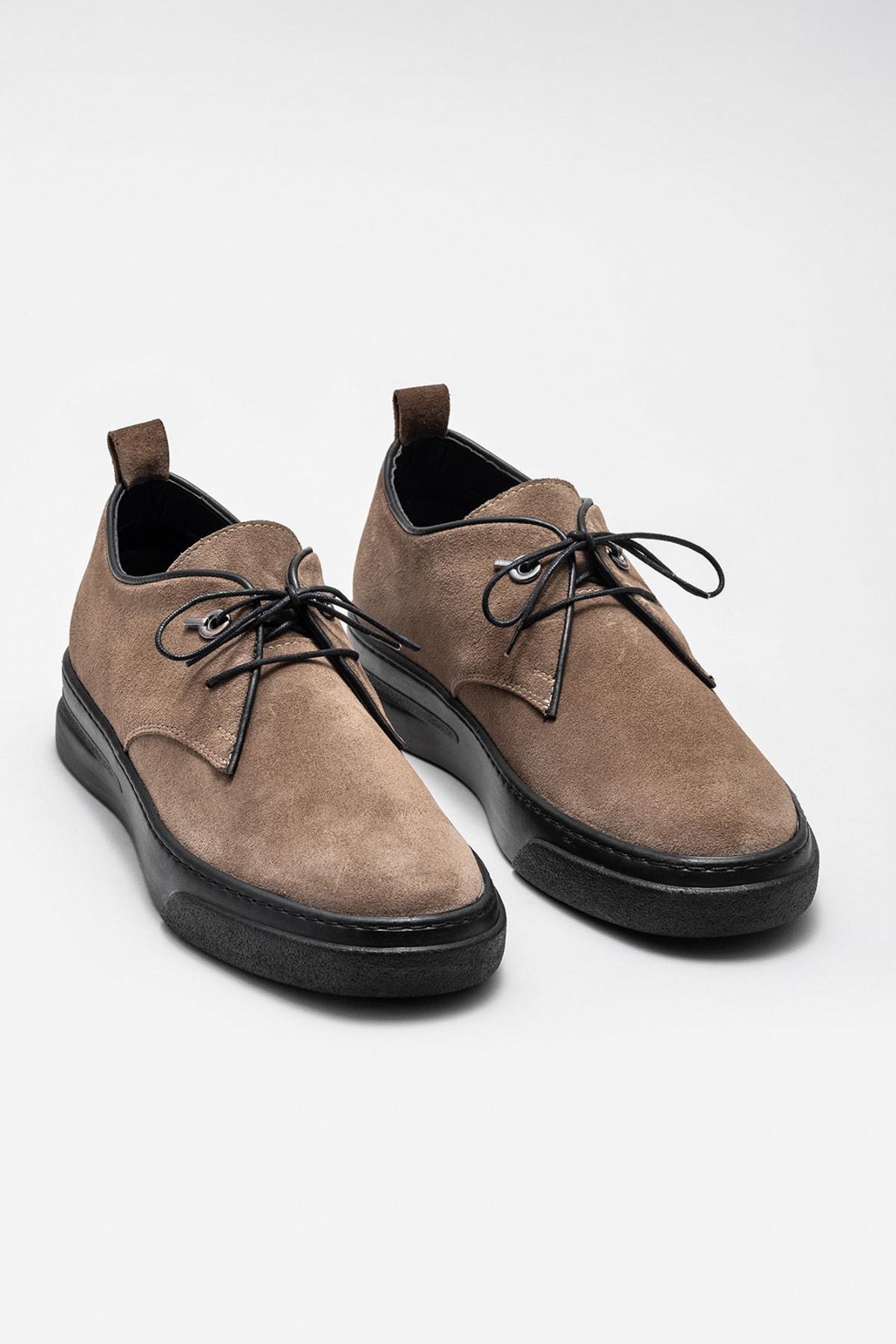 Elle Shoes Erkek Warton Vızon Casual Ayakkabı 20KTA828-7 2