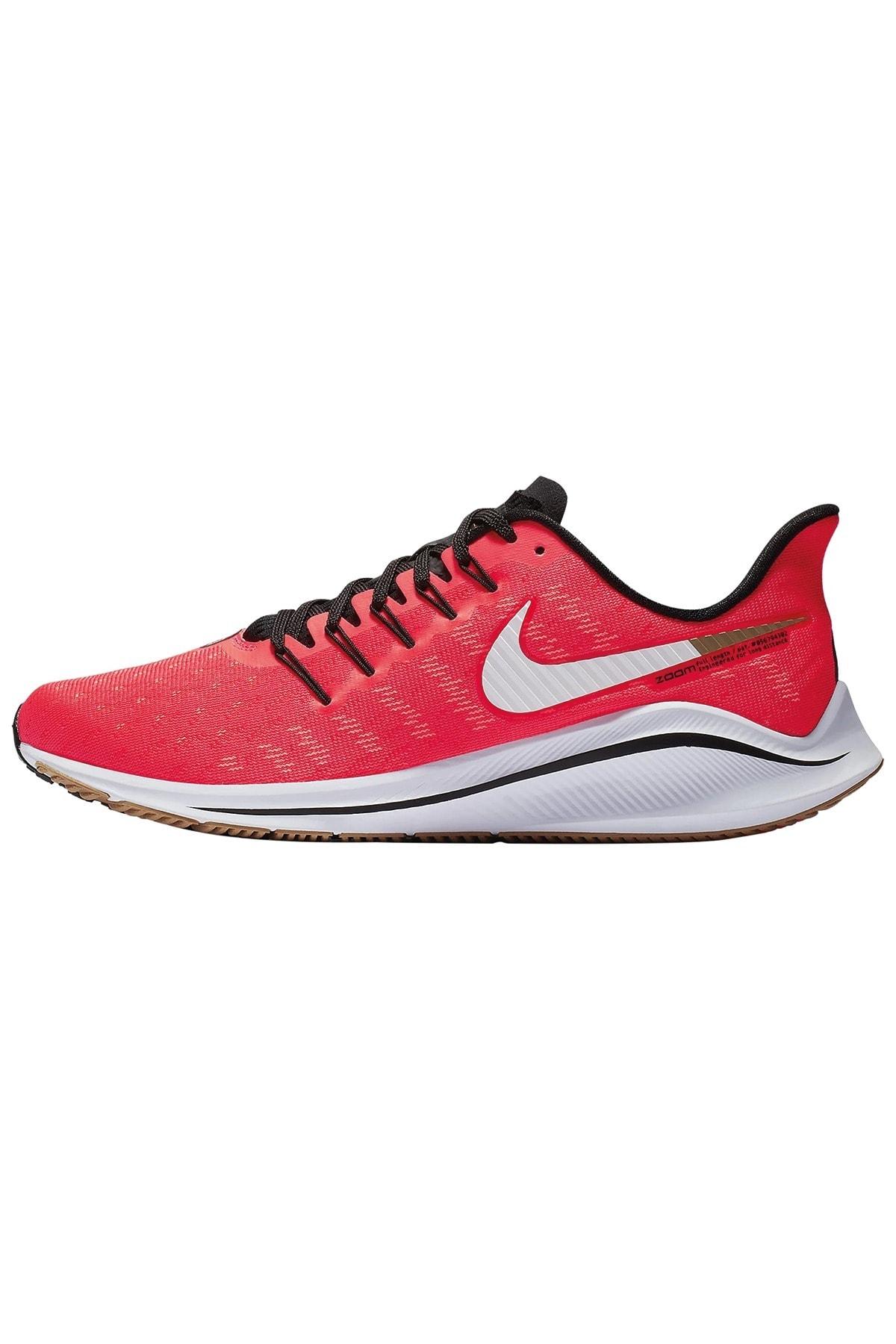 Nike Air Zoom Vomero 14 Ah7857-602 Kadın Koşu Ayakkabısı Kırmızı-37 1
