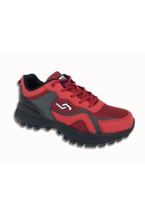 Jump Erkek Kırmızı Yürüyüş Ayakkabı- Sneaker