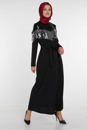 Loreen Kadın Siyah Elbise Loreen-22097
