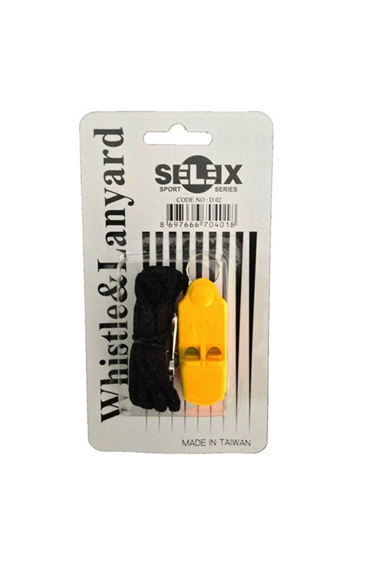 SELEX Siyah Ipli Düdük  D 02 1