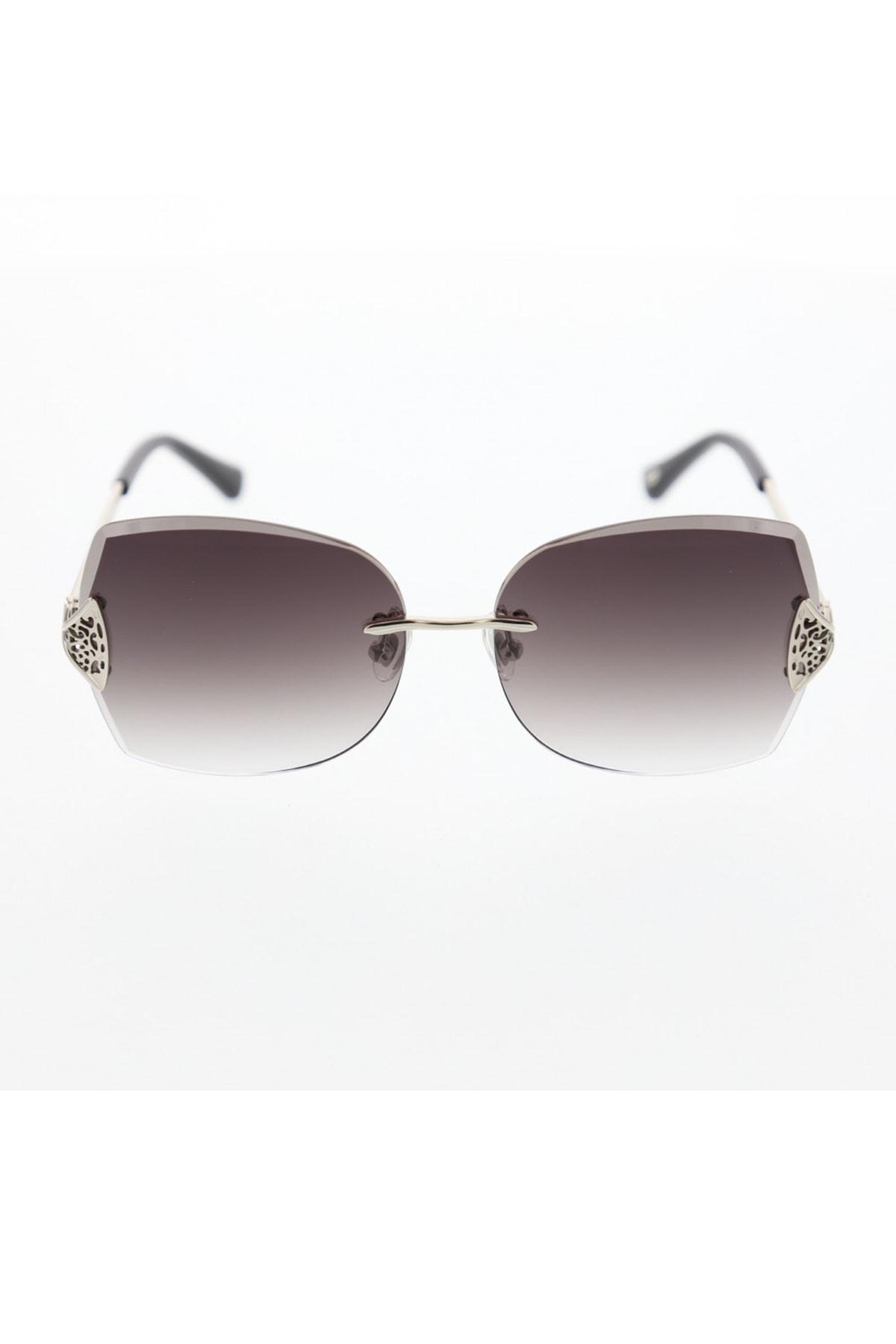 Osse Kadın Gümüş Çerçevesiz Güneş Gözlüğü OS 2597 COL 05 1