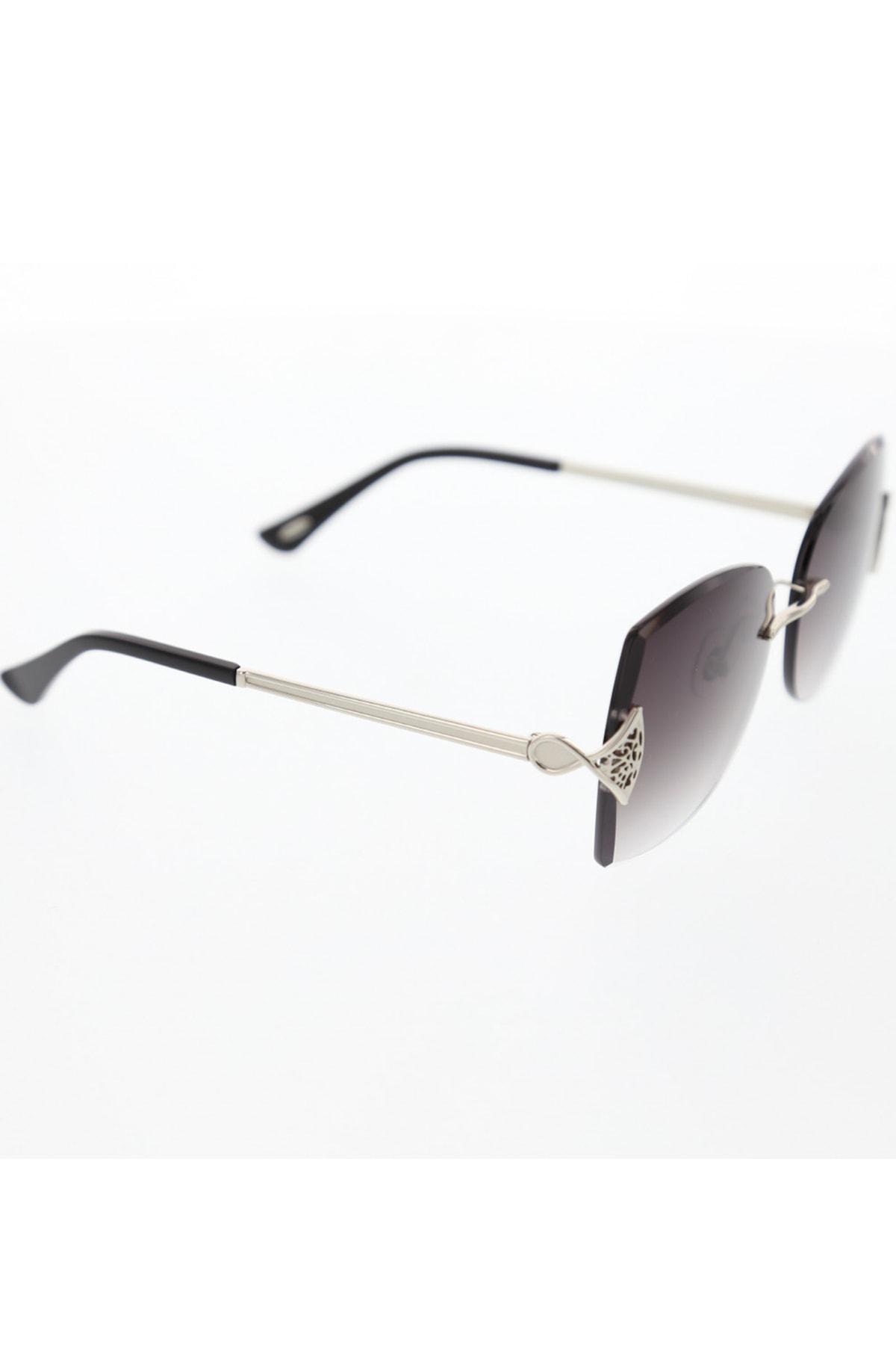 Osse Kadın Gümüş Çerçevesiz Güneş Gözlüğü OS 2597 COL 05 2
