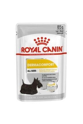 Royal Canin Ccn Dermacomfort Loaf Yaş Köpek Maması 85 gr X 12 Adet