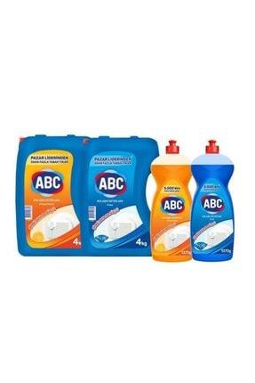 ABC Bulaşık Sıvısı 4 kg 1370 g