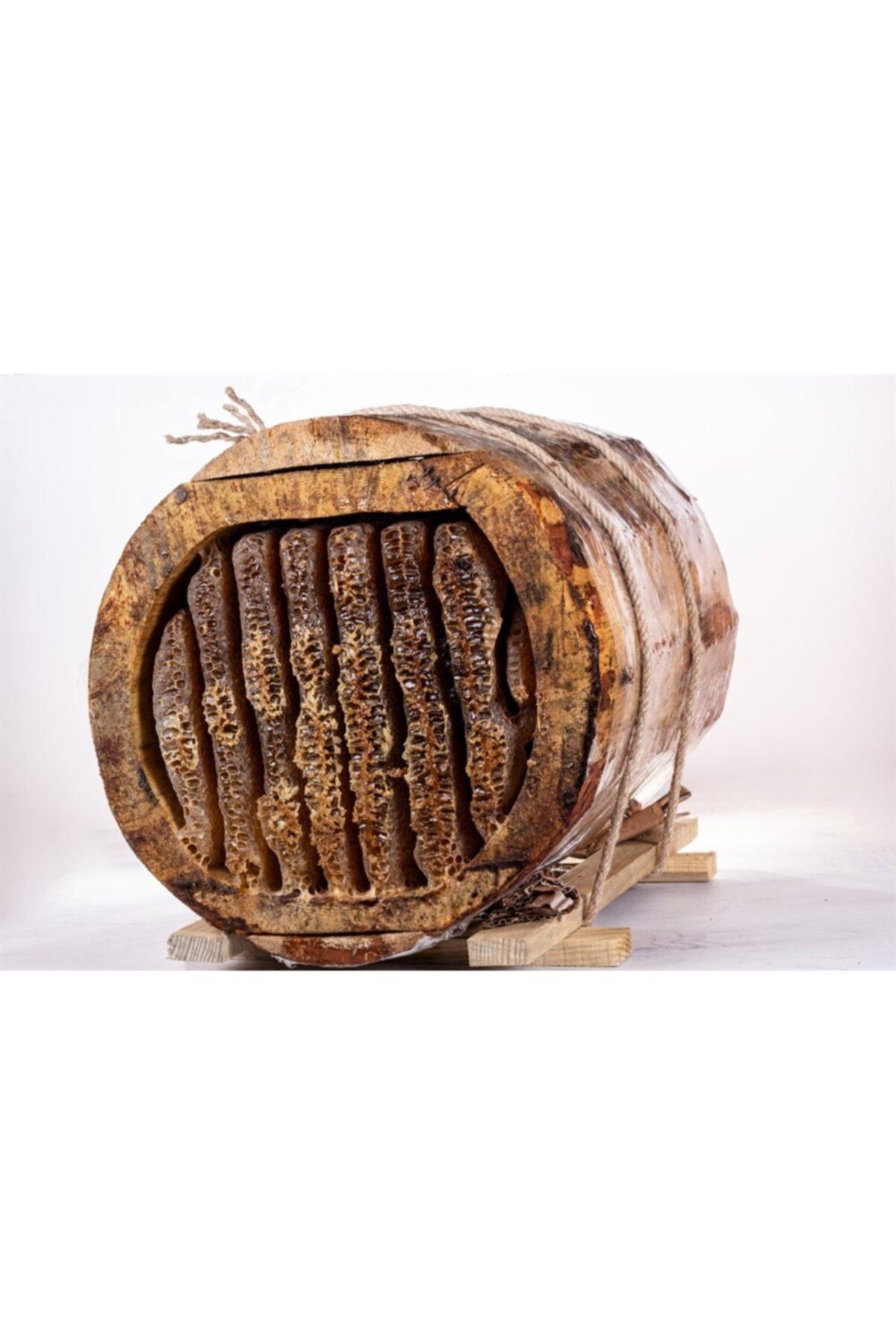 pavrika Hakiki Organik Doğal Üretim Kütük Karakovan Balı  1,2 kg Dökme 1