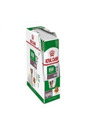 Royal Canin Mini Ageing +12 Yaşlı Köpek Maması 85 X 12 Adet