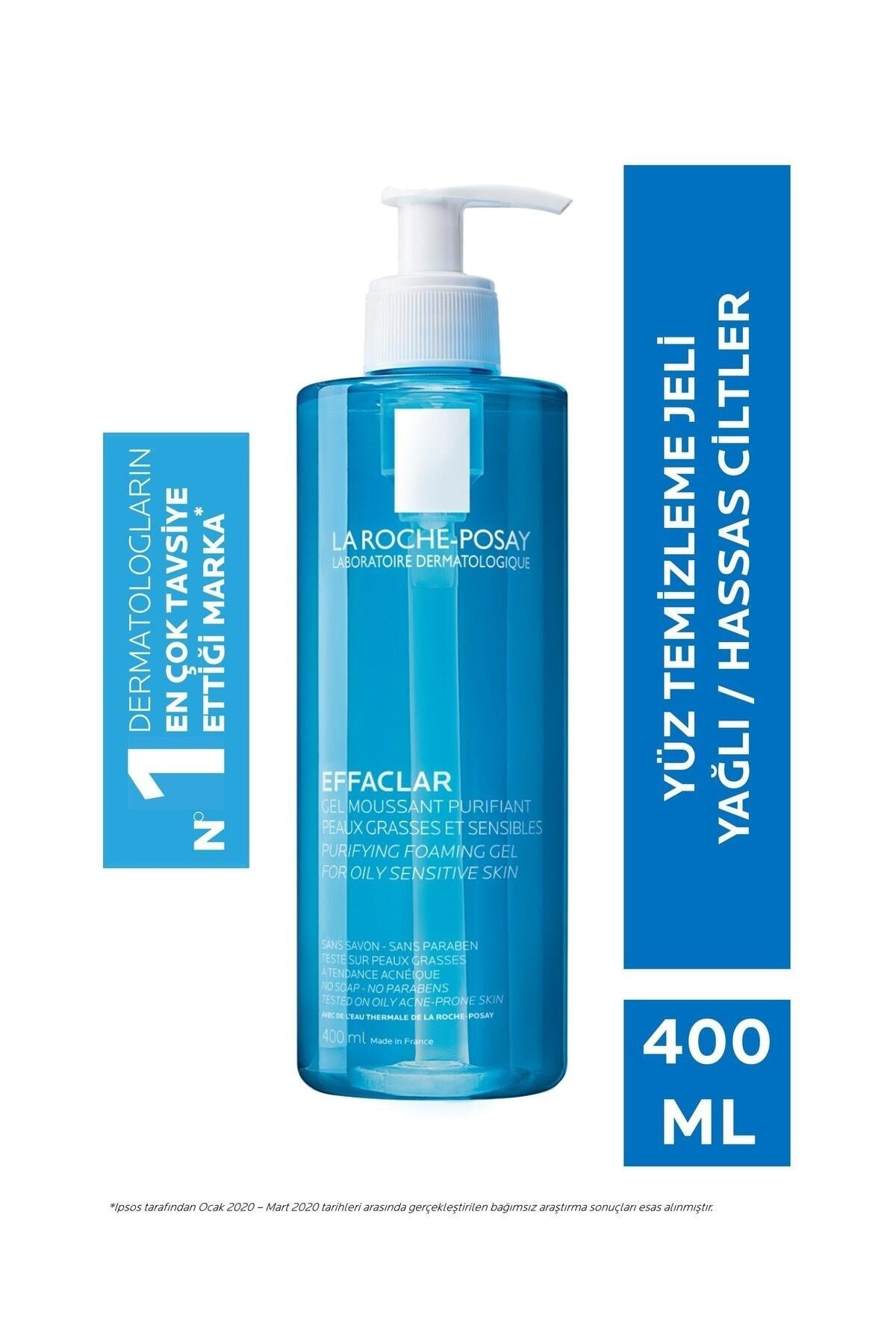 La Roche Posay Orjinal Effaclar Gel 400 ml 1