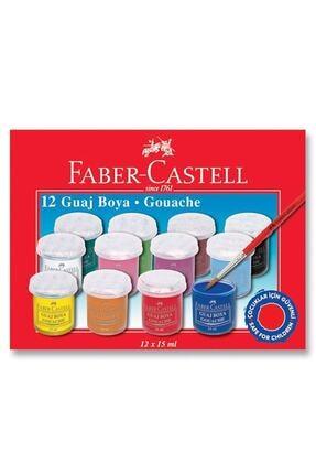 Faber Castell Guaj Boya 12'li
