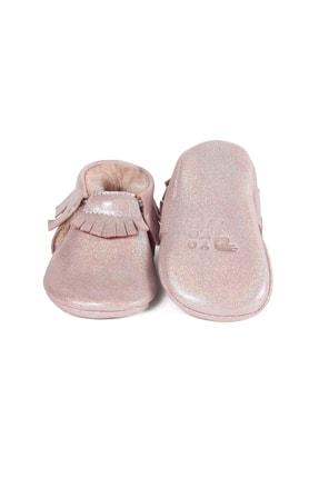 YoYo Junior Pembe Kız Bebek Patik