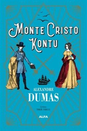 Alfa Yayınları Monte Cristo Kontu - Alexandre Dumas 9786254490637