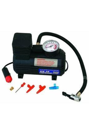 Eymen Araba Oto Araç Lastik Şişirme Pompası Hava Kompresörü 250psi 12v Volt Şişirici Kompresör Pompa Seti