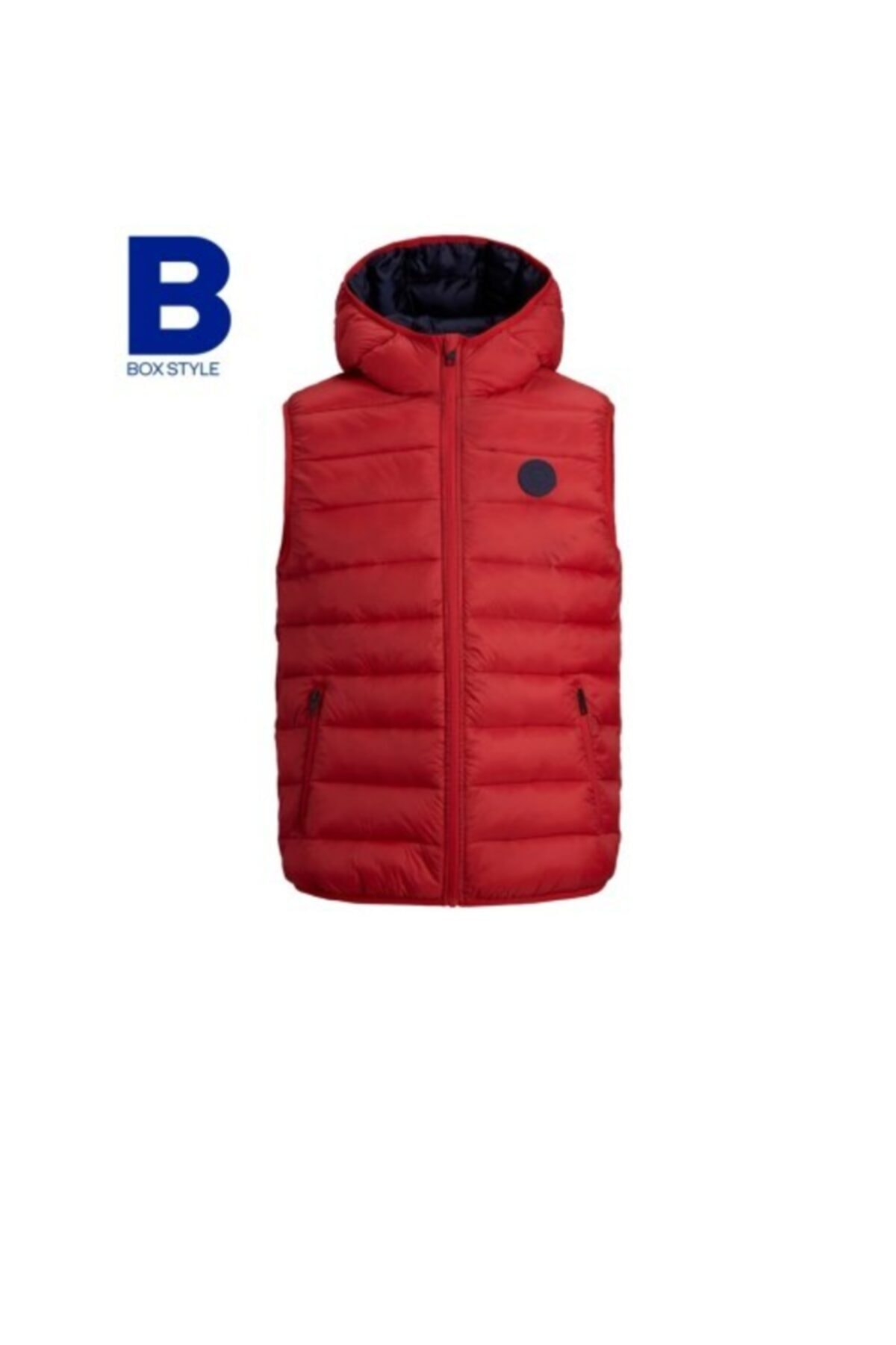 Jack & Jones Jjemagıc Body Warmer Hood 1