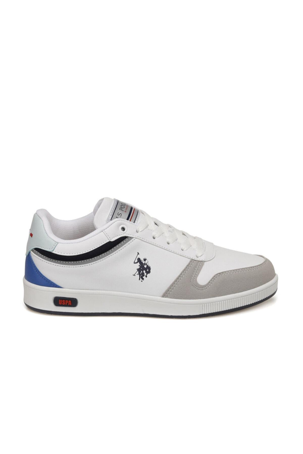U.S. Polo Assn. Mango Beyaz Kadın Sneaker Ayakkabı 2