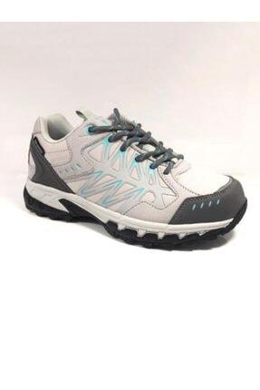 Hammer Jack Su Geçirmez Beyaz-turkuaz Kadın Ayakkabı 101 20108-g