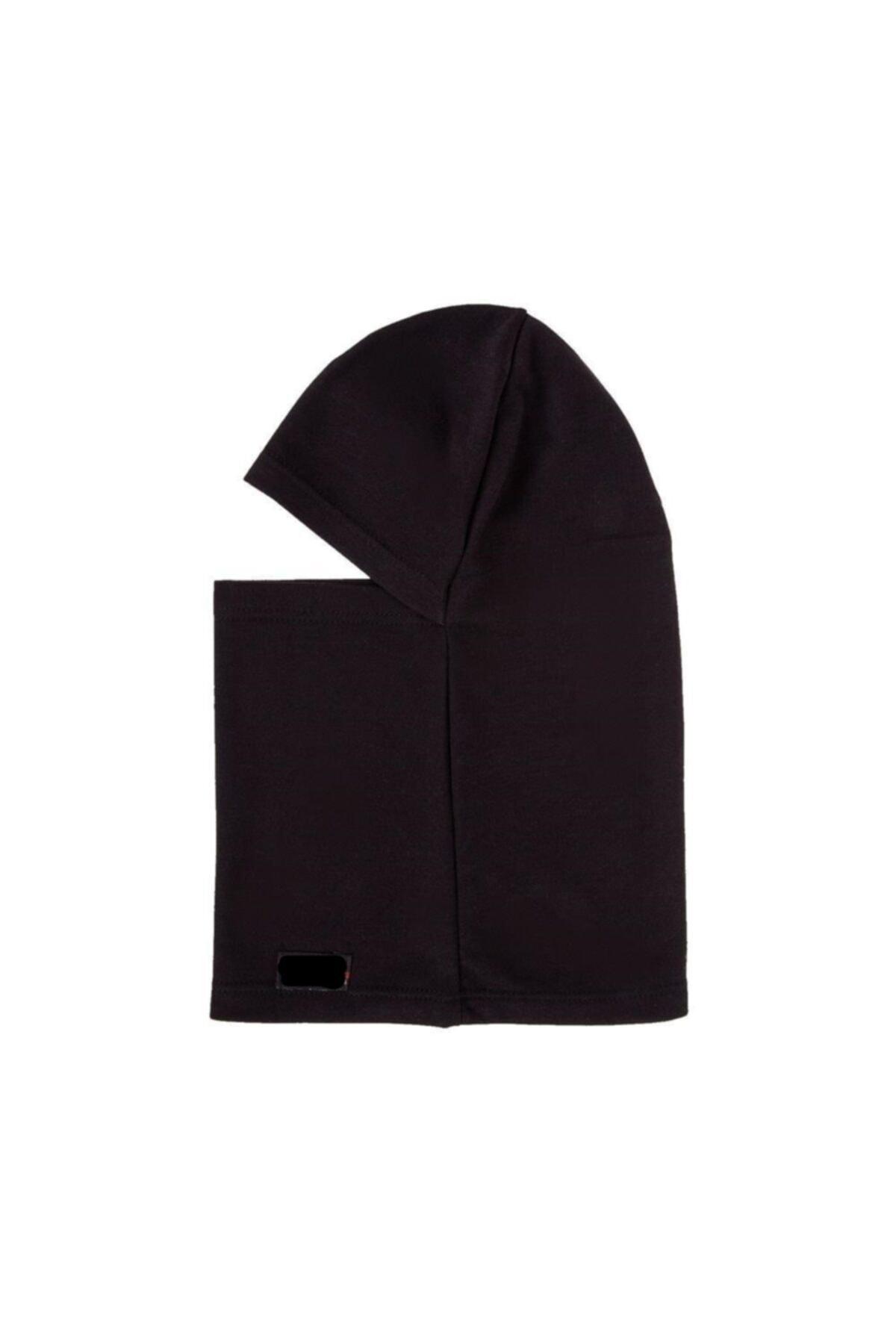 THERMOFORM Unisex Siyah Kar Maskesi 1