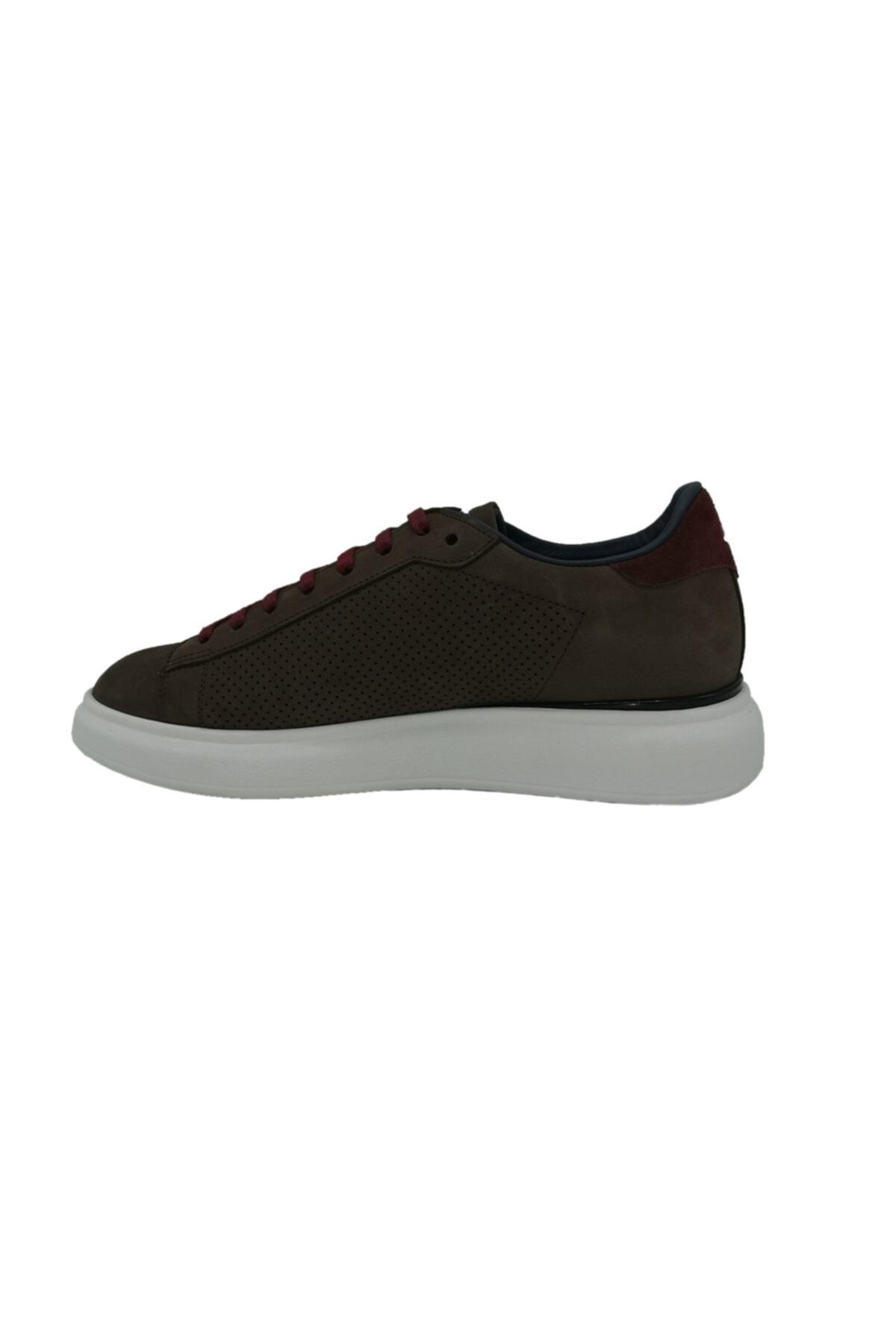 ALBERTO GUARDIANI Erkek Kahverengi Ayakkabı 2
