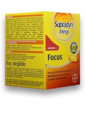 Supradyn Energy Focus 30 Film Kaplı Tablet