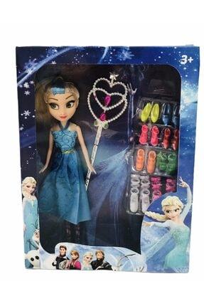 DMR Frozen Elsa Sihirli Asası Güzellik Seti