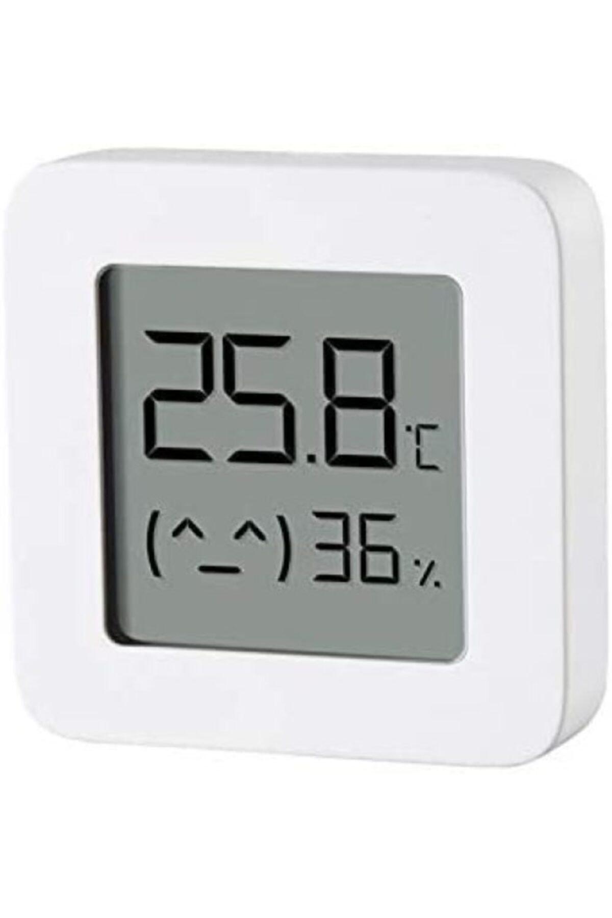 Xiaomi Mijia Akıllı Sıcaklık Ve Nem Ölçer Termometre 1