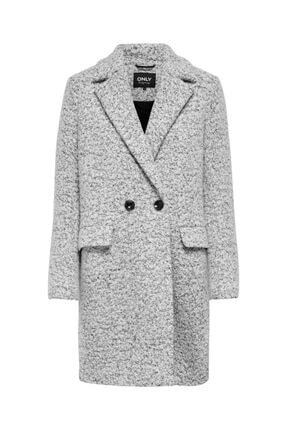 Jack & Jones Only 15205401 Onlnewally Wool Coat Cc Otw Kadın Kaban 20k