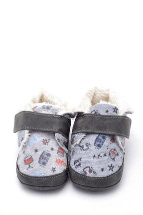 First Step Dijital Baskılı Bebek Ayakkabısı F-255