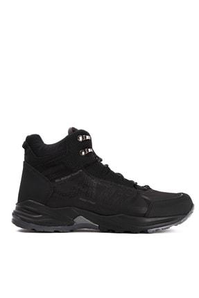 Slazenger Alkan Outdoor Erkek Outdoor Su Geçirmez Bot Ayakkabı Siyah