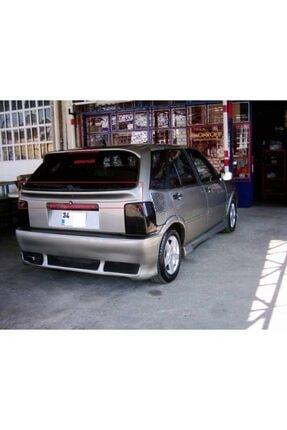 Fiat Tipo-cam Altı Spoiler(fiber-boyasız)