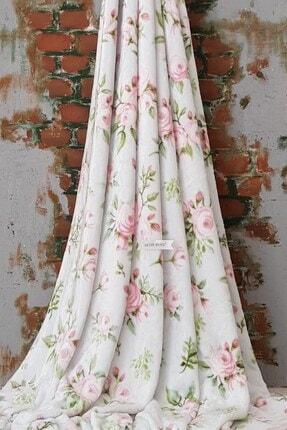 Özdilek Desenli Soft Battaniye Çift Kişilik - Masel 180x220 Cm