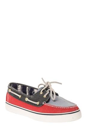 Sperry Top-Sider Kadın Ayakkabı - Lacivert/Mavi/Kırmızı - 9266412
