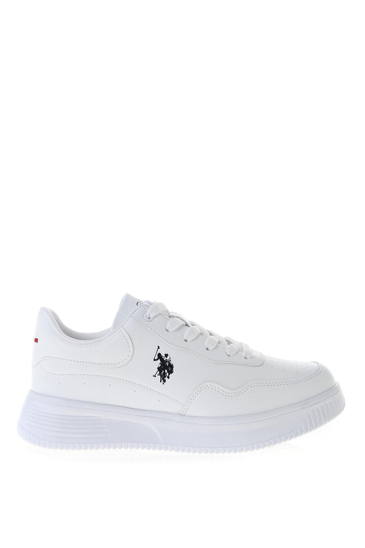 Polo Abe Beyaz Kadın Sneaker 100488846 1