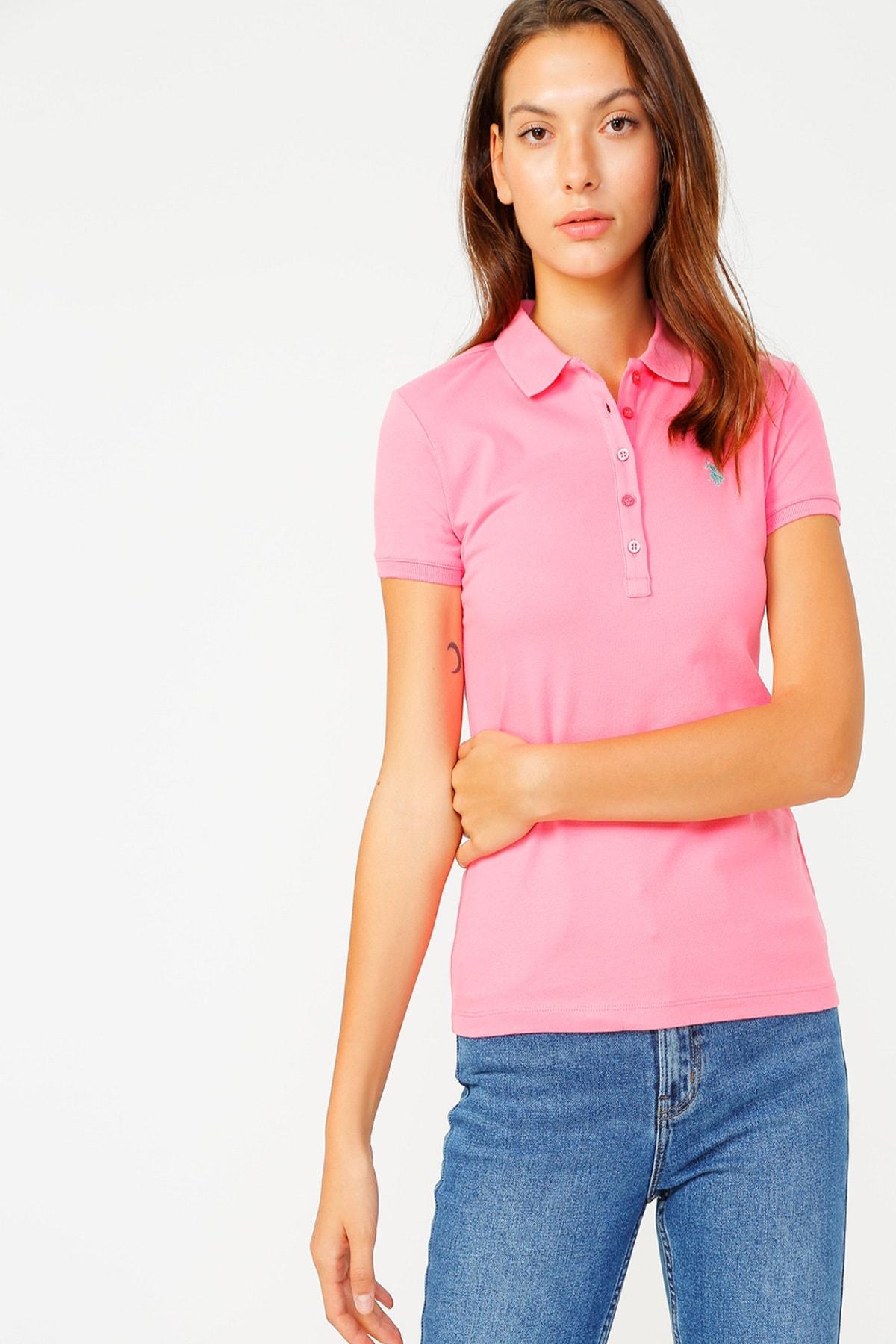 U.S. Polo Assn. Kadın T-Shirt G082GL011.000.937511 1