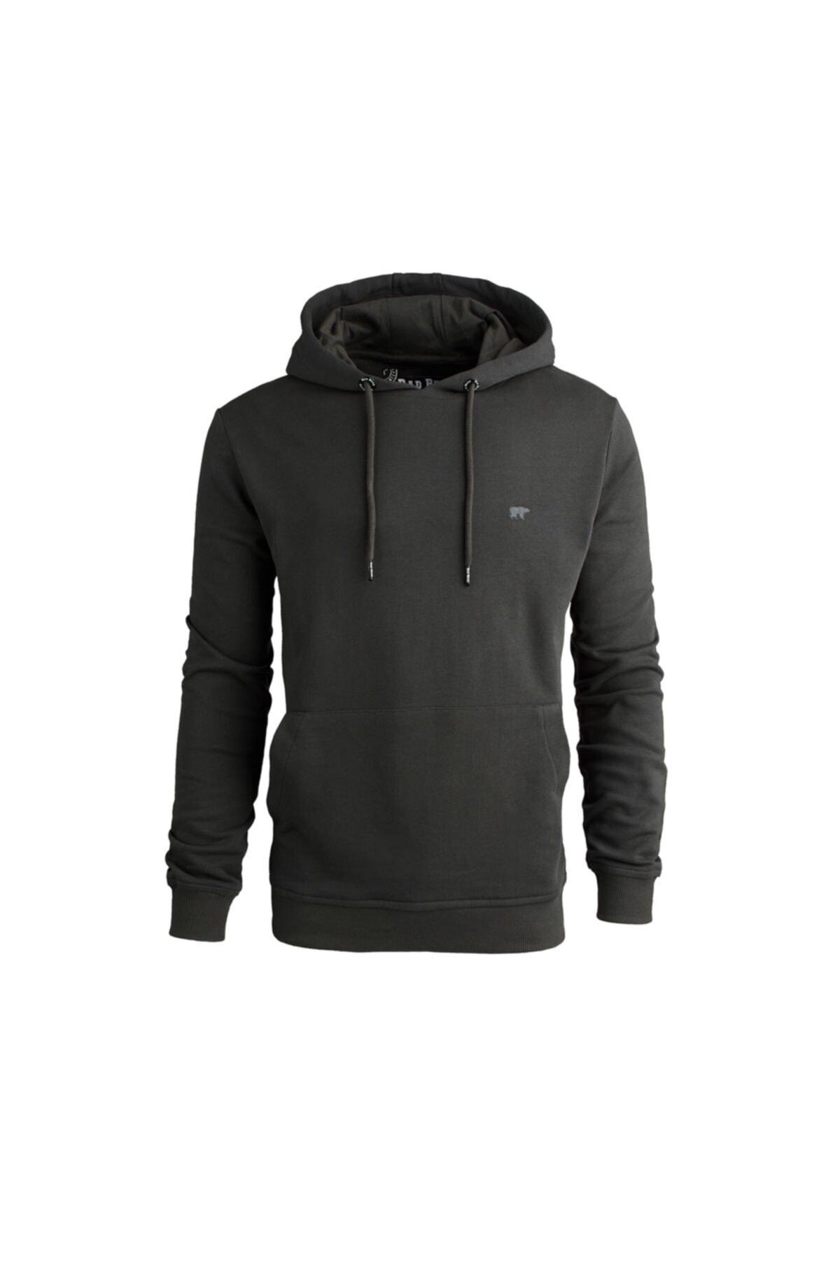 Bad Bear Erkek Siyah Sweatshirt 1
