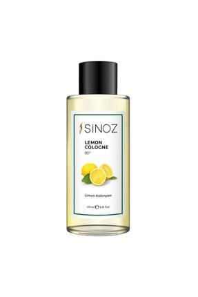 SİNOZ Limon Kolonyası 250 Ml