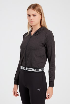 Puma Soft Sports Kapüşonlu Kadın Ceket