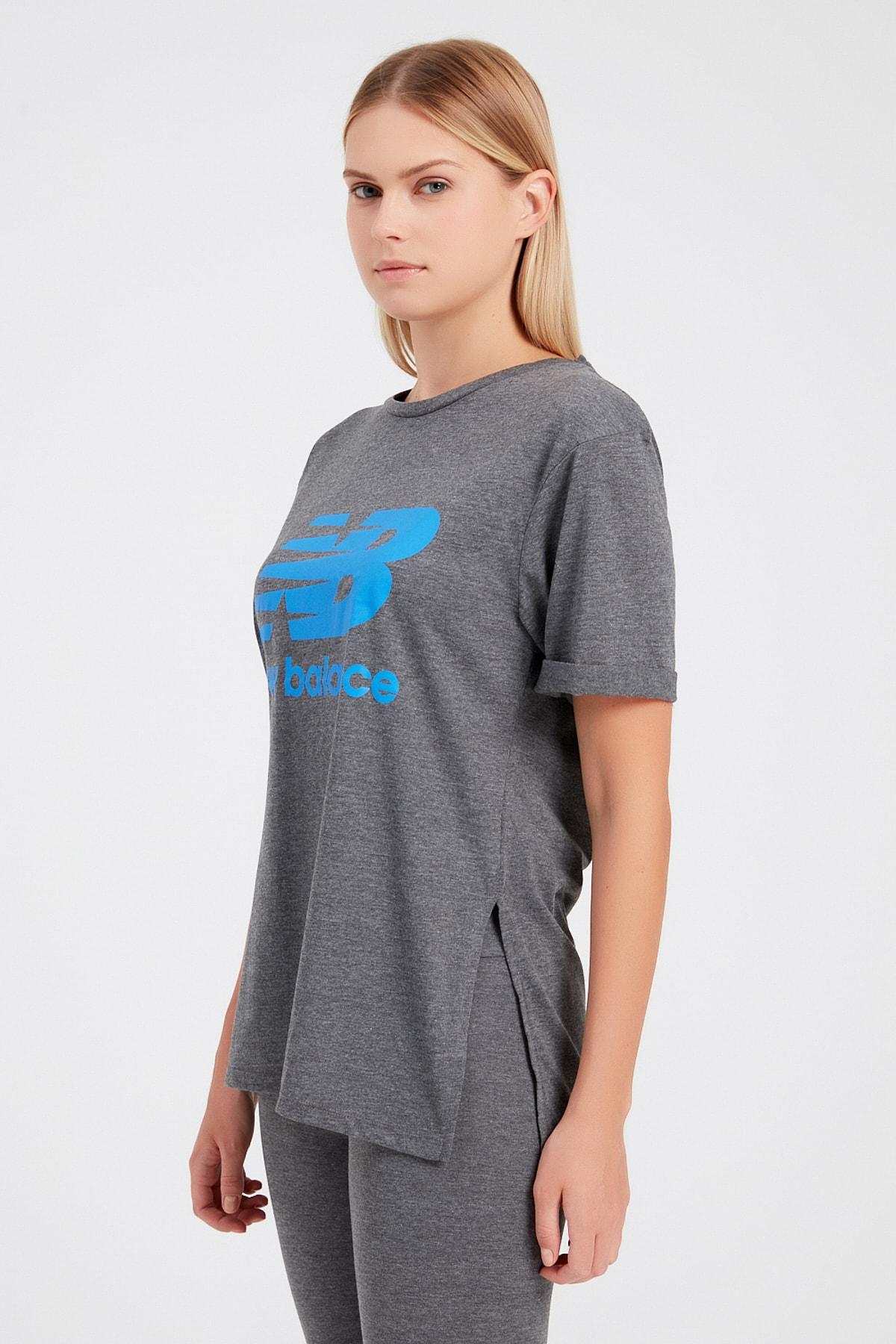 New Balance Spor T-Shirt - NB VOM TEE - V-WTT916-ANT 2