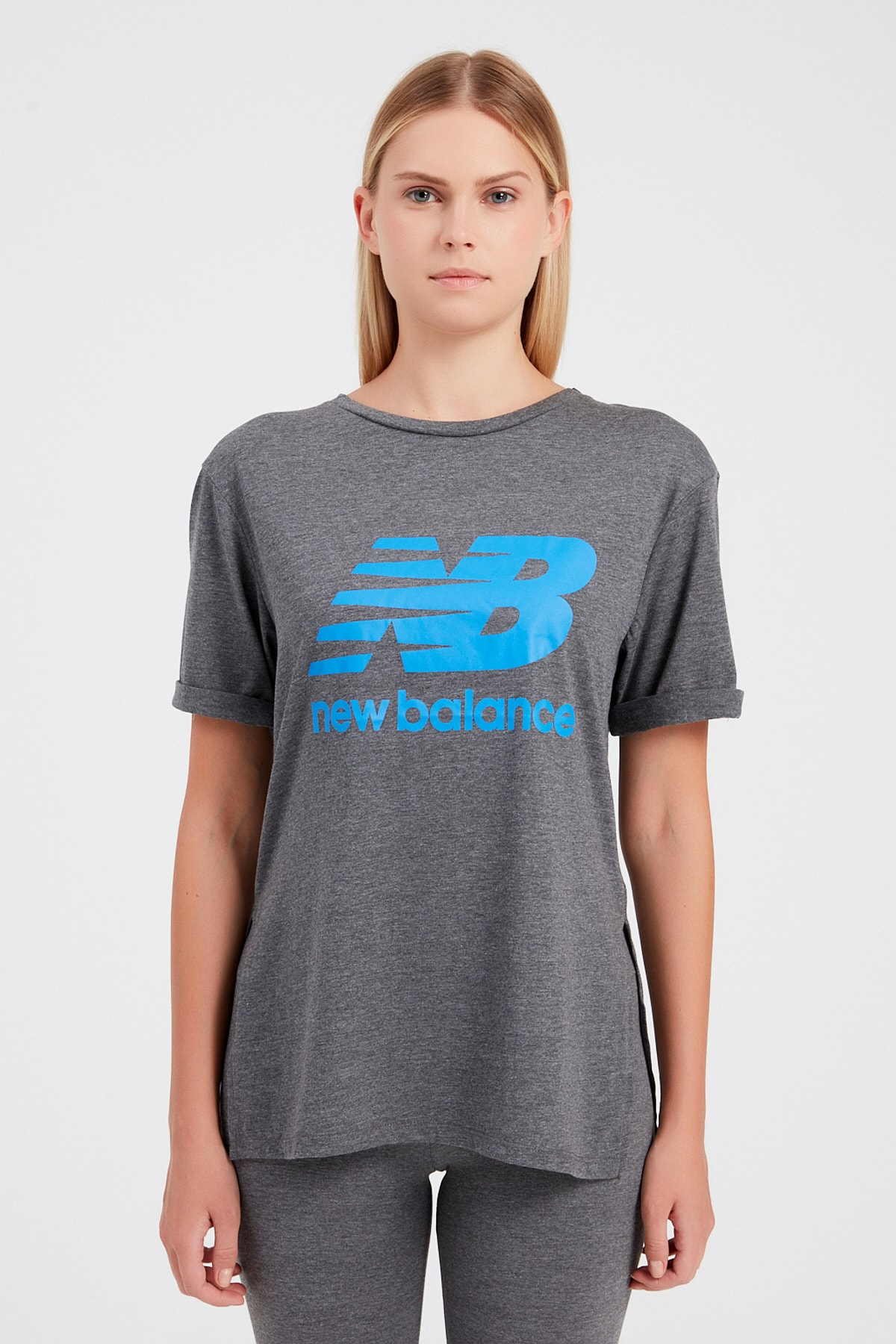 New Balance Spor T-Shirt - NB VOM TEE - V-WTT916-ANT 1