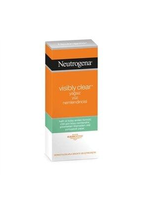 Neutrogena Visibly Clear Yüz Nemlendirici 50 Ml